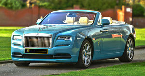 Picture of 2017 Rolls-Royce Dawn - Chauffeur Driven For Hire