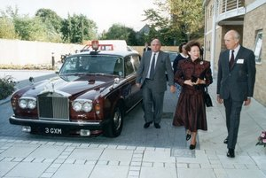 Picture of 1980 Rolls-Royce Silver Wraith II - HRH Princess Margaret For Sale by Auction