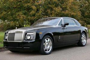 Rolls Royce Phantom coupe 100 EX Sternenhimmel