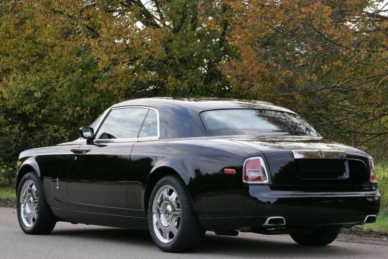 2010 Rolls Royce Phantom coupe 100 EX Sternenhimmel For Sale (picture 2 of 6)