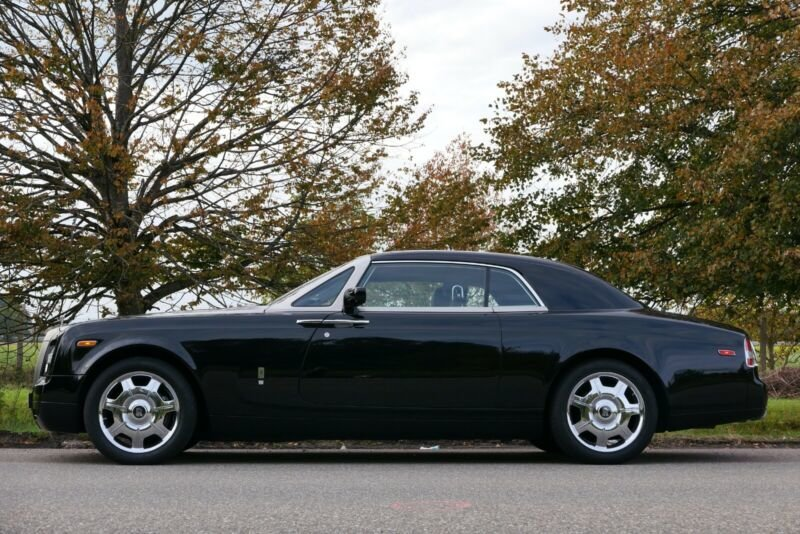 2010 Rolls Royce Phantom coupe 100 EX Sternenhimmel For Sale (picture 3 of 6)