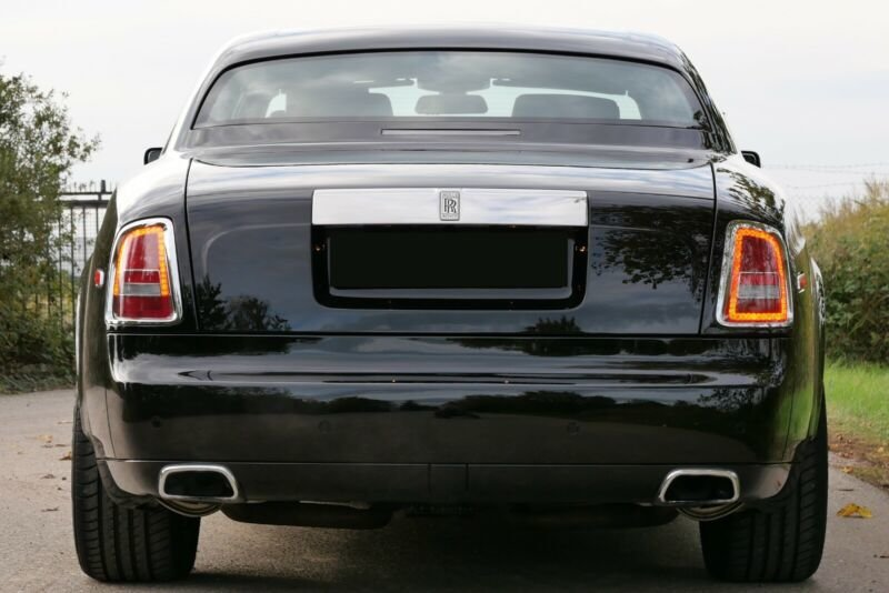 2010 Rolls Royce Phantom coupe 100 EX Sternenhimmel For Sale (picture 4 of 6)