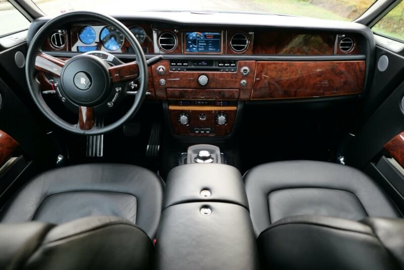 2010 Rolls Royce Phantom coupe 100 EX Sternenhimmel For Sale (picture 5 of 6)