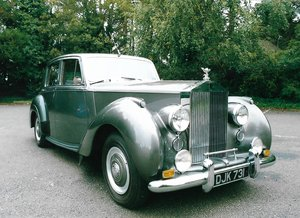 Picture of 1954 Fine Example Rolls Royce Silver Dawn For Sale