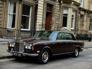 ROLLS SILVER SHADOW 1 - THE ABSOLUTE BEST - 22K MILES -