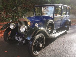 Picture of 1928 Rolls Royce 20HP Parkward Bodied Limousine For Sale