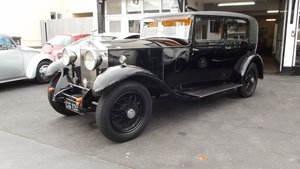 Picture of 1932 ROLLS ROYCE 20/25 FOUR DOOR SALOON Fab unmolested condition For Sale