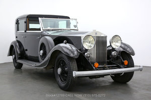 Picture of 1934 Rolls-Royce Phantom II Continental Sedanca Deville
