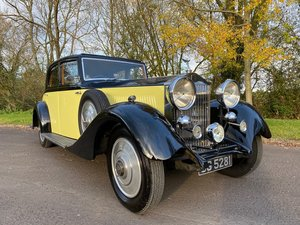 Picture of 1933 Rolls Royce Hooper Sports Saloon For Sale. For Sale