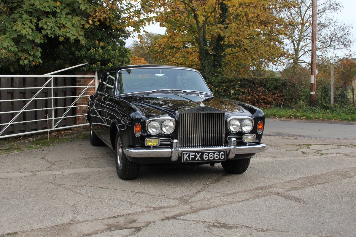 1968 Rolls Royce Mulliner Park Ward Coupe, Truly Exceptional For Sale (picture 1 of 19)