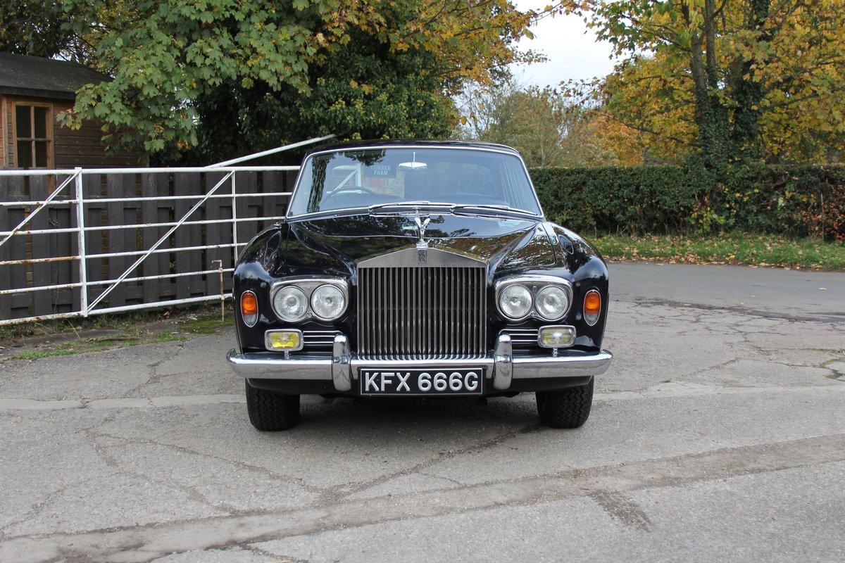1968 Rolls Royce Mulliner Park Ward Coupe, Truly Exceptional For Sale (picture 2 of 19)