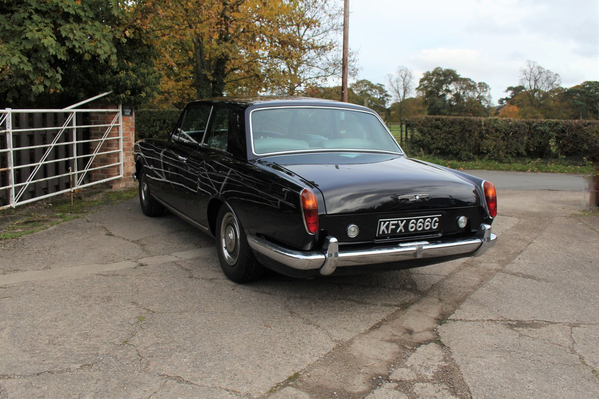 1968 Rolls Royce Mulliner Park Ward Coupe, Truly Exceptional For Sale (picture 4 of 19)