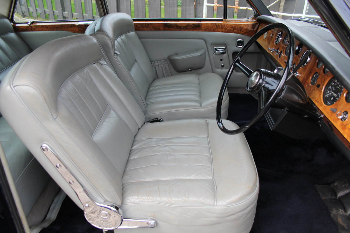 1968 Rolls Royce Mulliner Park Ward Coupe, Truly Exceptional For Sale (picture 8 of 19)