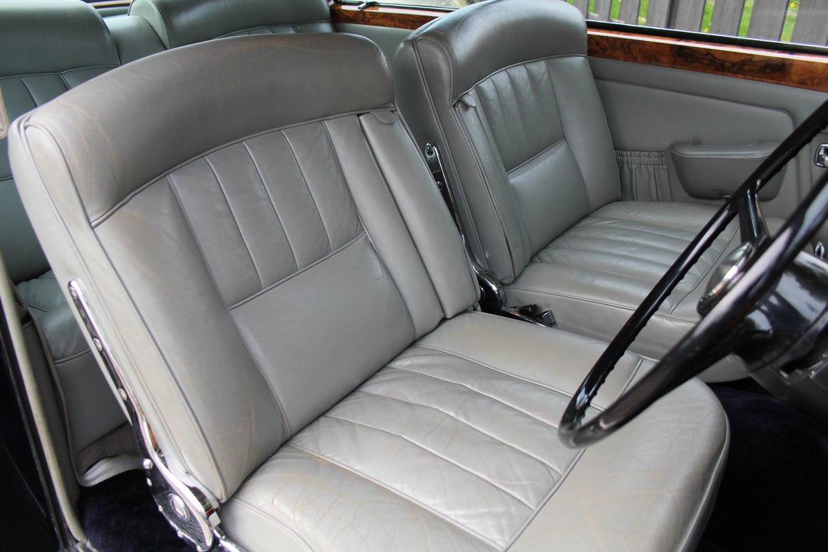 1968 Rolls Royce Mulliner Park Ward Coupe, Truly Exceptional For Sale (picture 9 of 19)