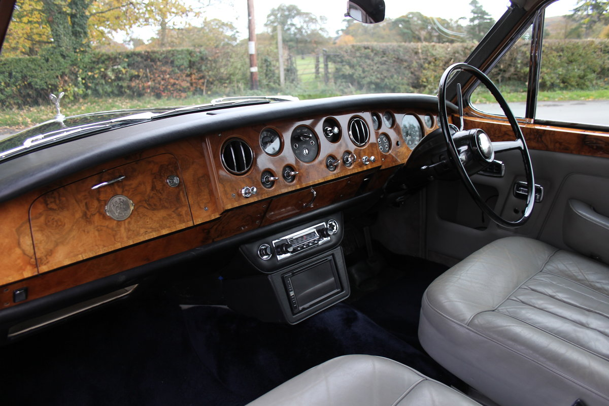 1968 Rolls Royce Mulliner Park Ward Coupe, Truly Exceptional For Sale (picture 10 of 19)