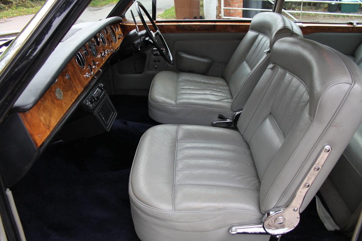 1968 Rolls Royce Mulliner Park Ward Coupe, Truly Exceptional For Sale (picture 11 of 19)