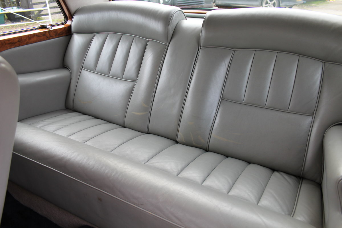 1968 Rolls Royce Mulliner Park Ward Coupe, Truly Exceptional For Sale (picture 14 of 19)