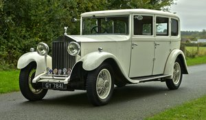 1932 Rolls Royce 20/25 Thrupp & Maberly Limousine