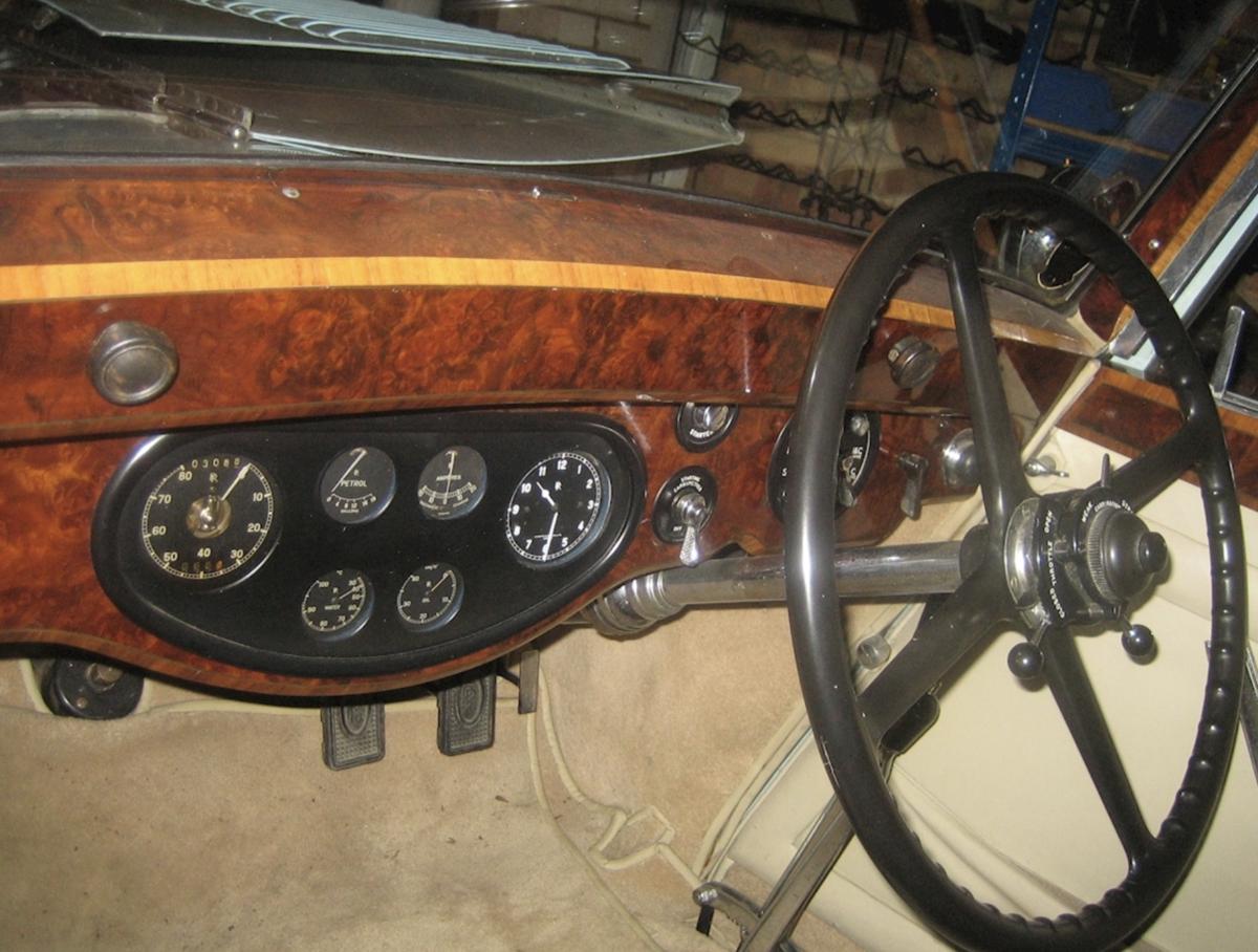 Rolls-Royce 1933 20/25 Gurney Nutting Owen Sedanca For Sale (picture 3 of 6)