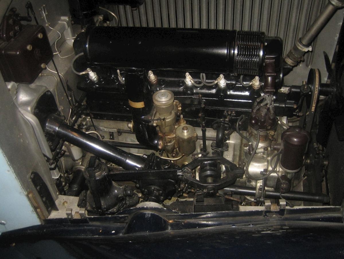 Rolls-Royce 1933 20/25 Gurney Nutting Owen Sedanca For Sale (picture 5 of 6)