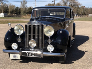Picture of 1948 Rolls-Royce Silver Wraith Touring Limousine For Sale