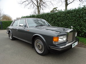 Picture of 1990 Rolls Royce Silver Spirit II *35,800 miles* For Sale