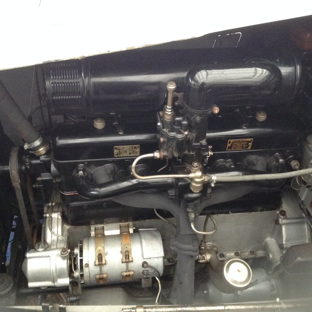 1936 Rolls Royce 25/30 Limo with glass division For Sale (picture 5 of 6)
