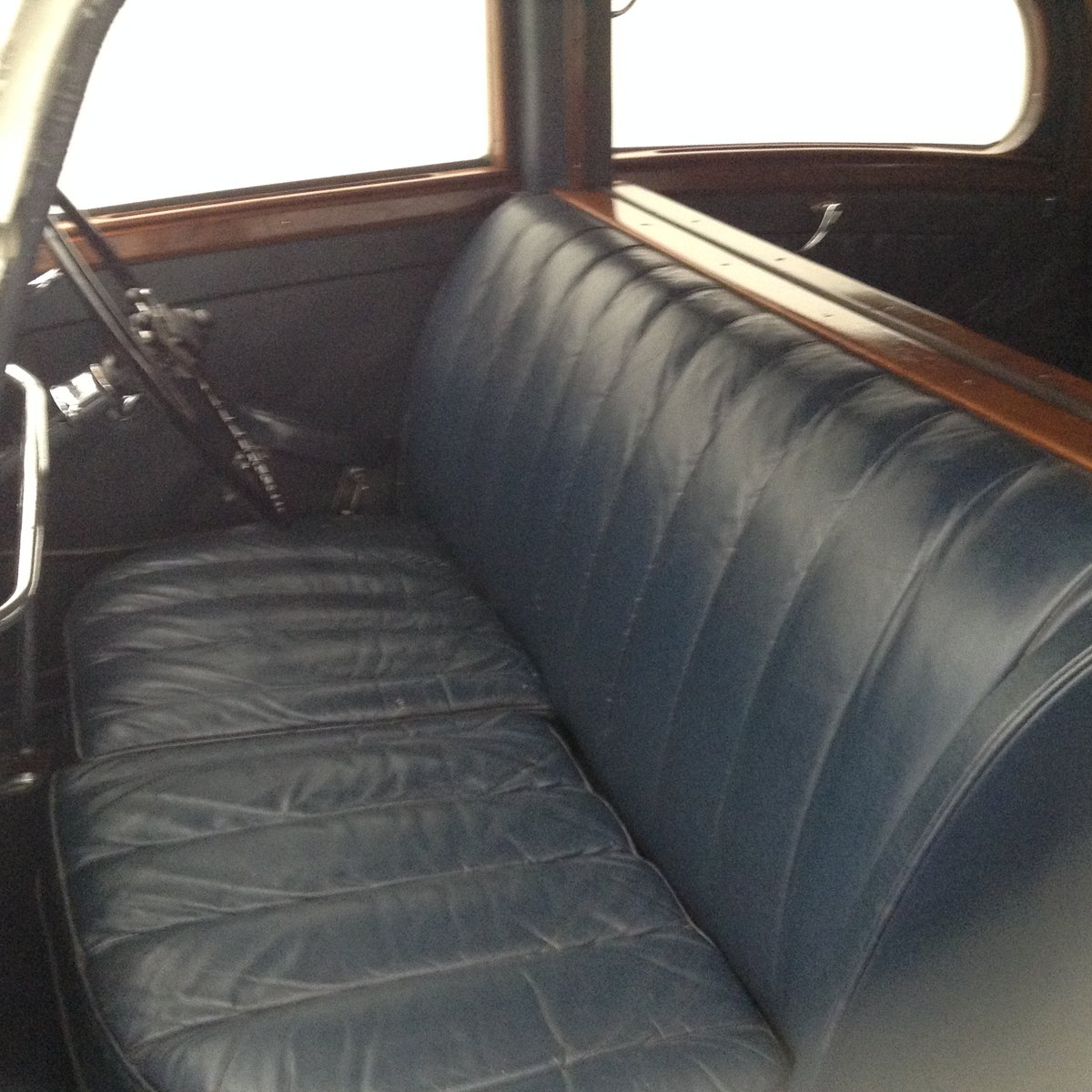 1936 Rolls Royce 25/30 Limo with glass division For Sale (picture 6 of 6)
