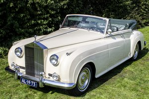 Picture of 1960 Rolls Royce Silver cloud 2 For Sale