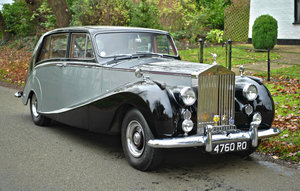 Picture of 1958 Rolls Royce Silver Wraith Hooper Empress Touring Limous For Sale