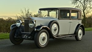 Picture of 1931 Rolls Royce 20/25 H.J. Mulliner 4 Light Saloon For Sale
