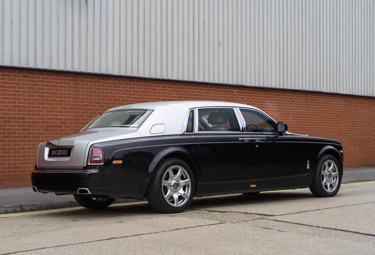 2014 Rolls-Royce Phantom Series II Extended Wheel Base ...