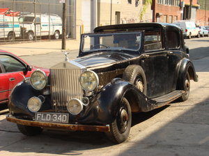 Picture of 1939 Rolls Royce Wraith Sedanca de Ville by Hooper (1of492) For Sale