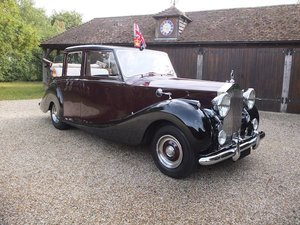 Picture of 1954 Rolls-Royce Silver Wraith Hooper State Landaulette For Sale
