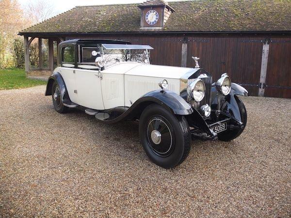 1931 Rolls-Royce Phantom II For Sale (picture 1 of 6)