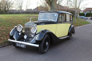 Picture of 1937 Rolls Royce 25/30  - to be auctioned 26-03-21