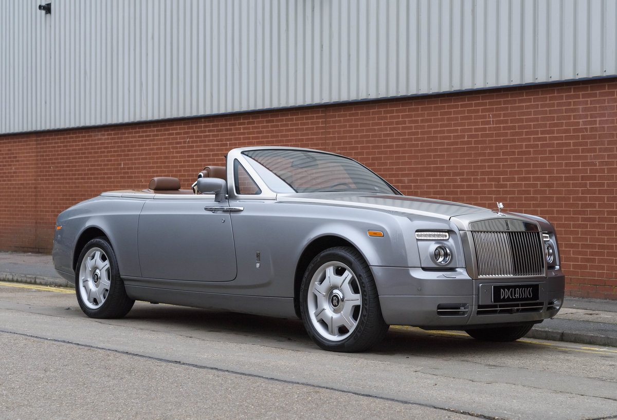 2008 Rolls-Royce Phantom Drophead (LHD) For Sale (picture 2 of 24)