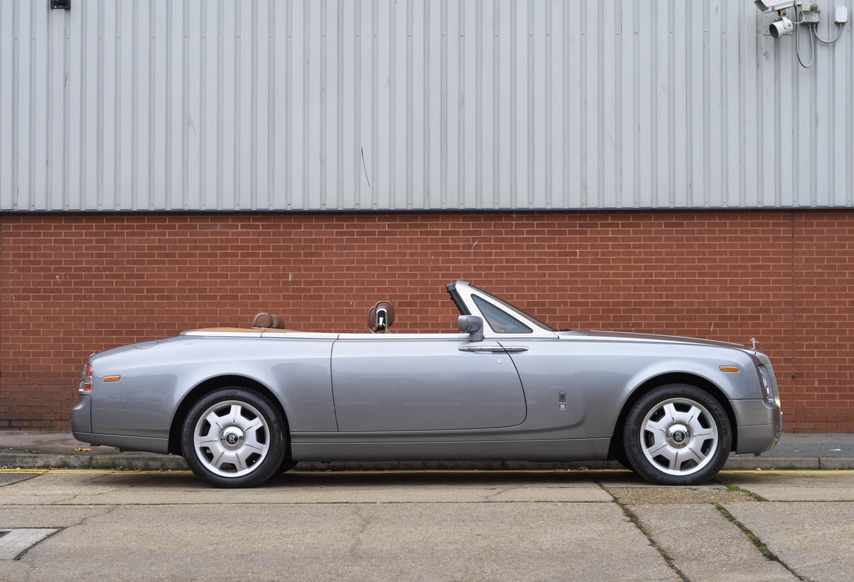 2008 Rolls-Royce Phantom Drophead (LHD) For Sale (picture 3 of 24)