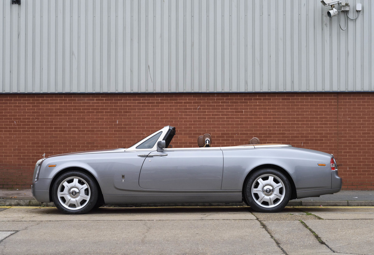 2008 Rolls-Royce Phantom Drophead (LHD) For Sale (picture 4 of 24)