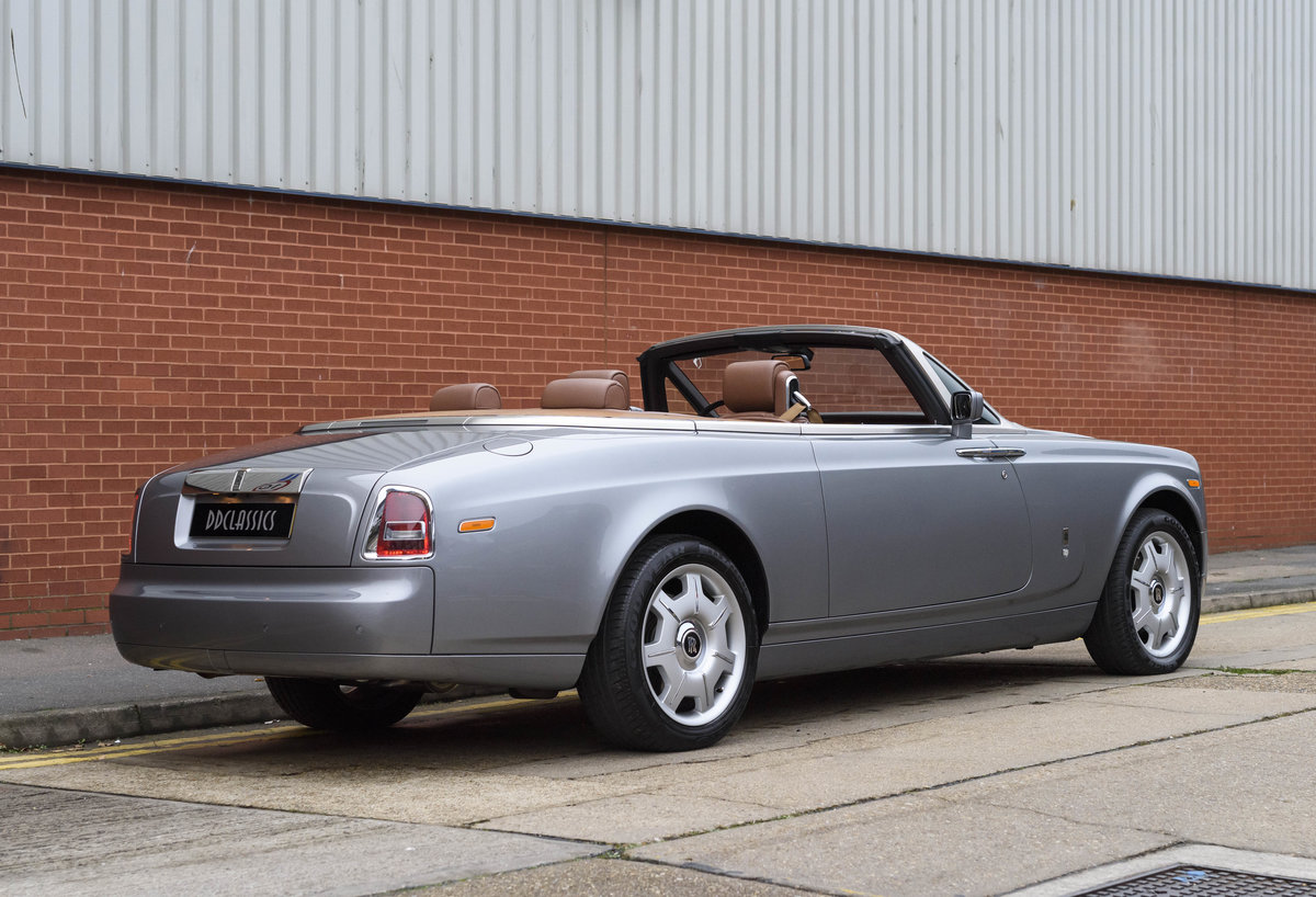 2008 Rolls-Royce Phantom Drophead (LHD) For Sale (picture 5 of 24)
