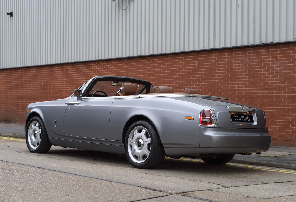 2008 Rolls-Royce Phantom Drophead (LHD) For Sale (picture 6 of 24)