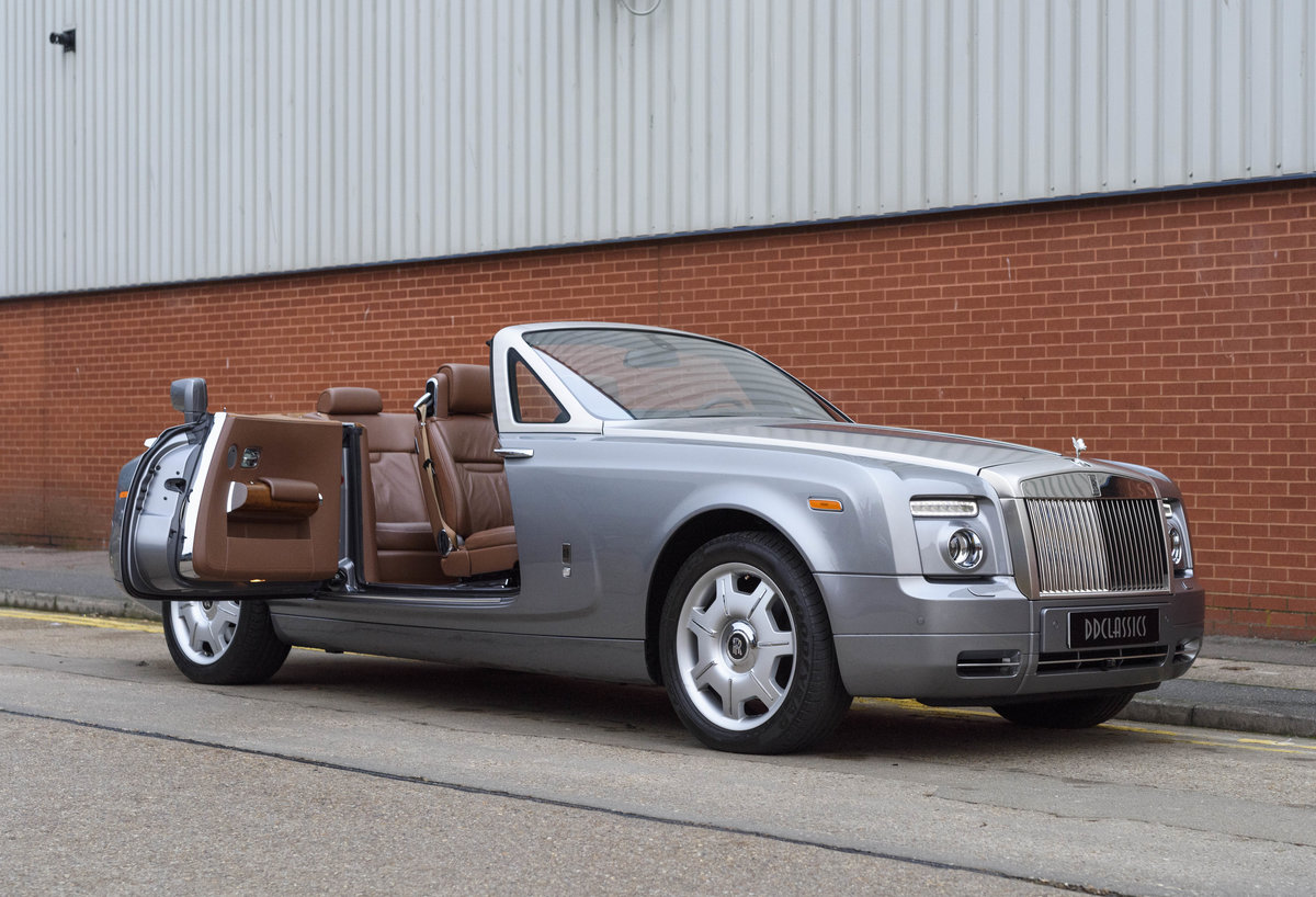 2008 Rolls-Royce Phantom Drophead (LHD) For Sale (picture 9 of 24)