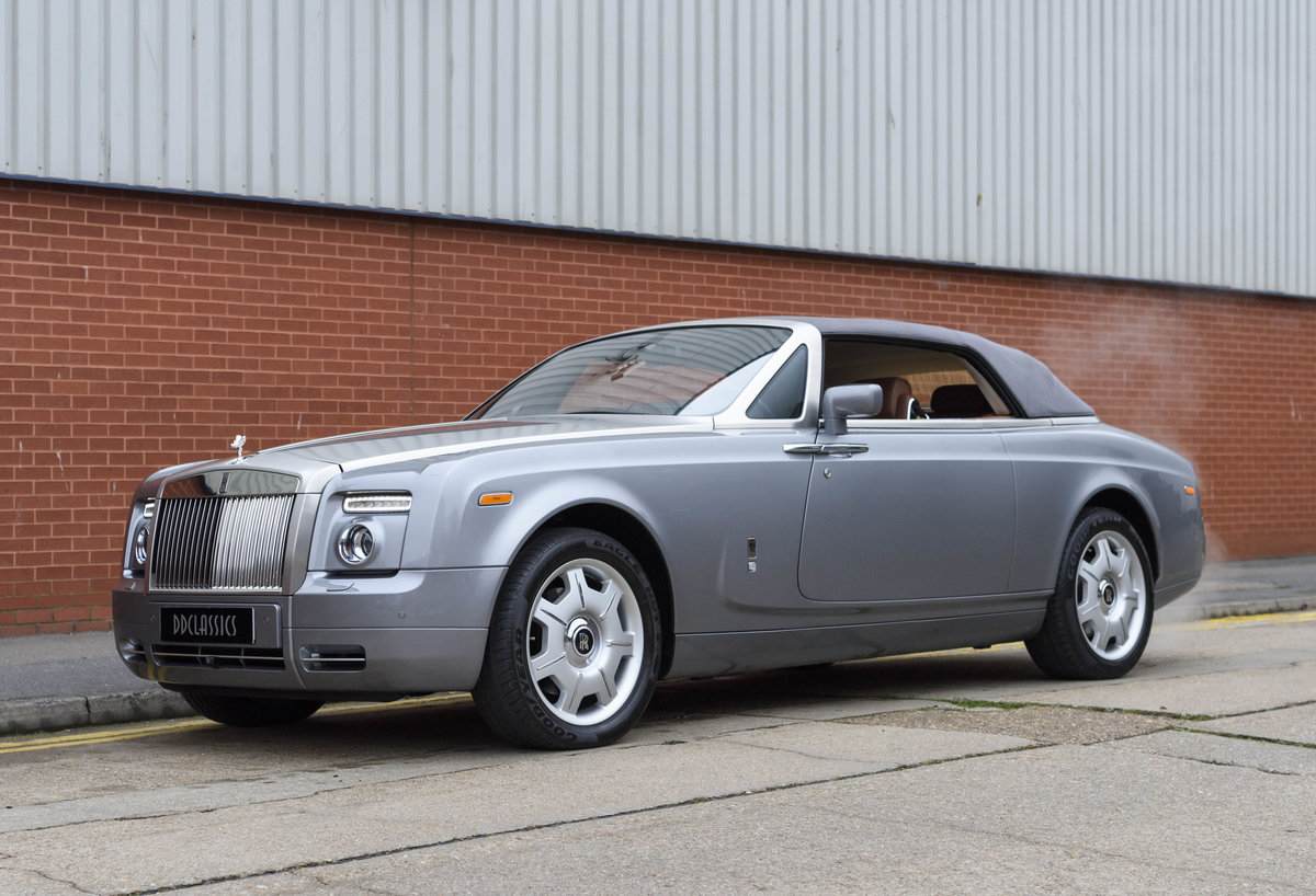 2008 Rolls-Royce Phantom Drophead (LHD) For Sale (picture 10 of 24)