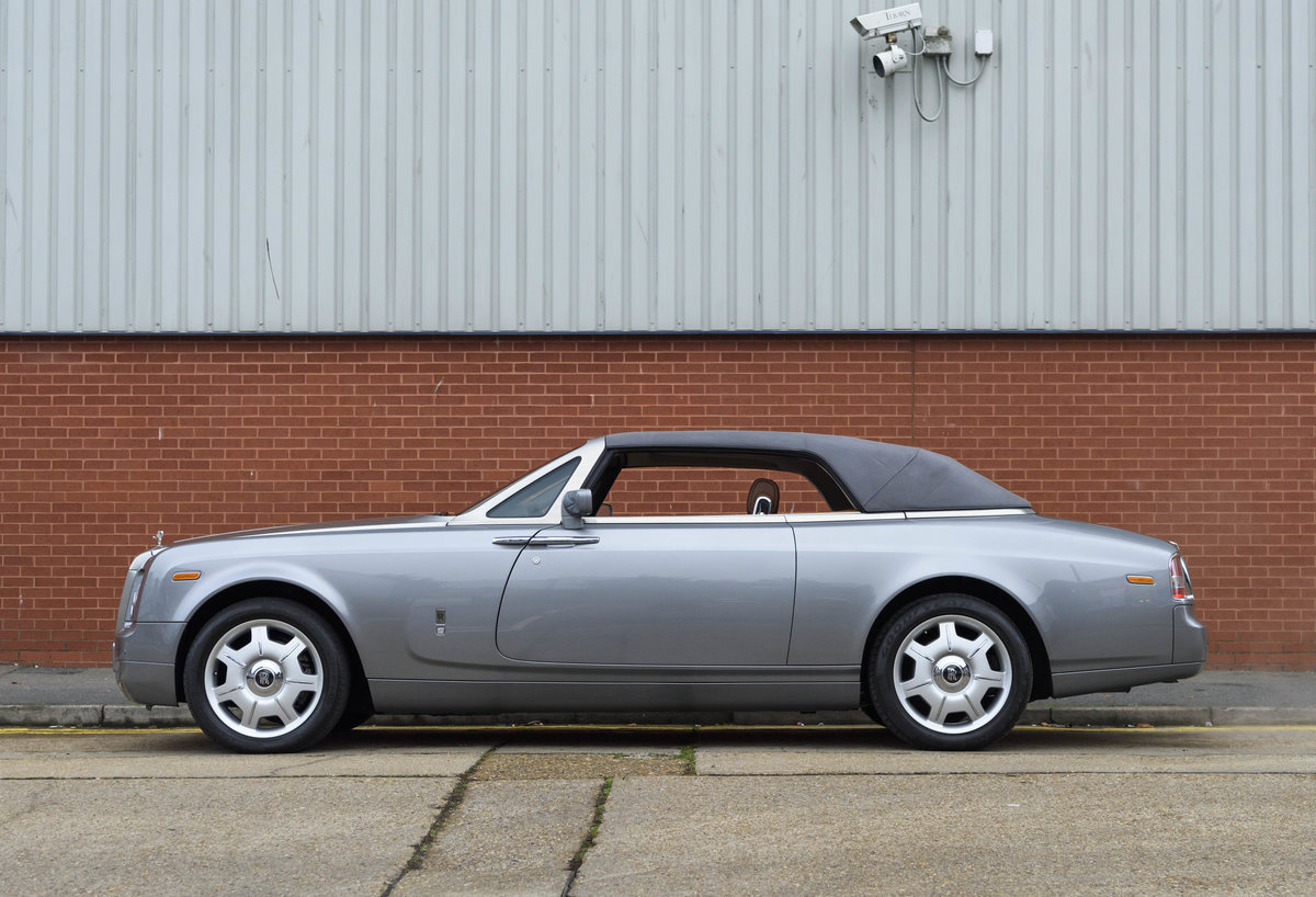2008 Rolls-Royce Phantom Drophead (LHD) For Sale (picture 11 of 24)