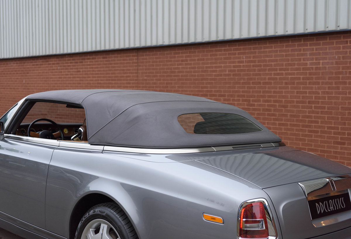 2008 Rolls-Royce Phantom Drophead (LHD) For Sale (picture 13 of 24)