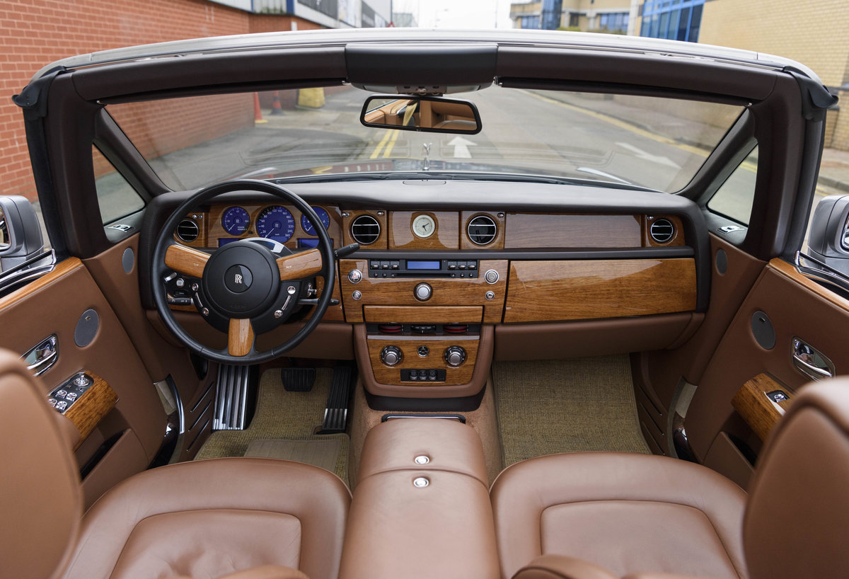 2008 Rolls-Royce Phantom Drophead (LHD) For Sale (picture 15 of 24)