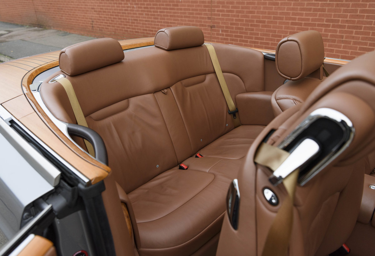 2008 Rolls-Royce Phantom Drophead (LHD) For Sale (picture 20 of 24)