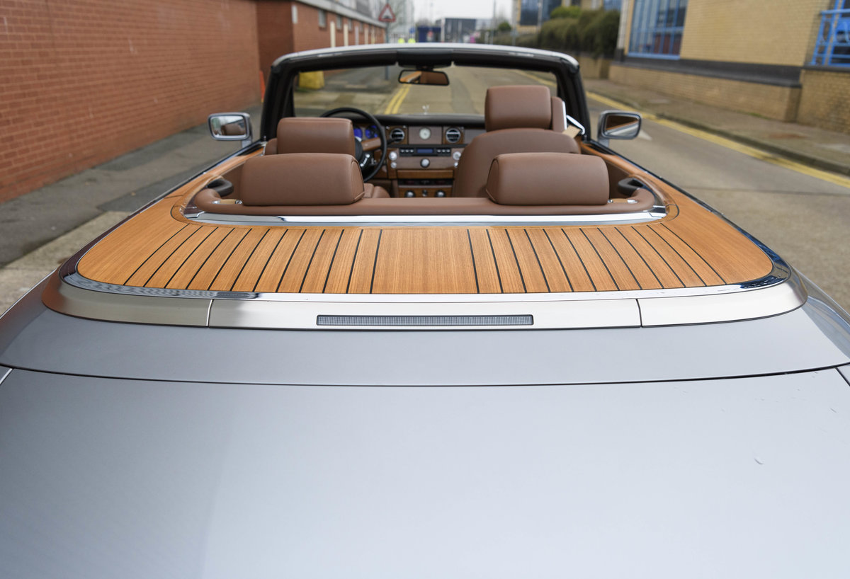 2008 Rolls-Royce Phantom Drophead (LHD) For Sale (picture 21 of 24)