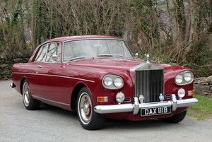 Picture of 1964 Rolls-Royce Silver Cloud III 2dr FHC SHS325C For Sale