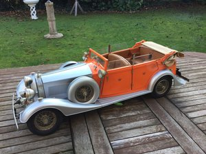 Picture of  Rolls Royce 1/8 scale Pocher vintage model